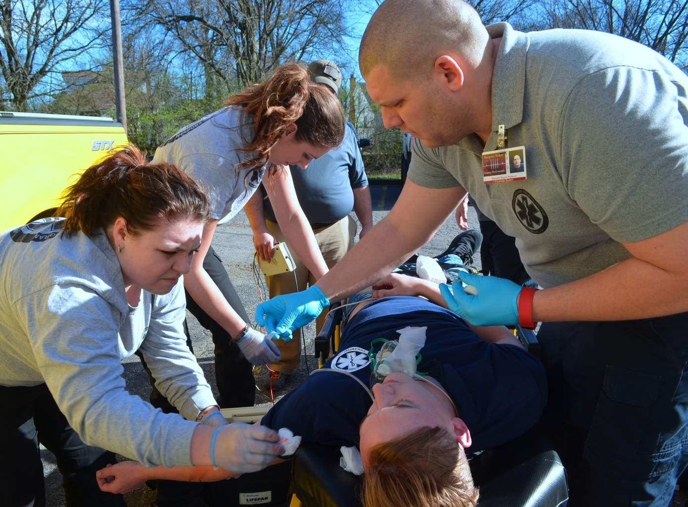 Paramedic Program Central Ky Paramedic Program Emtpky