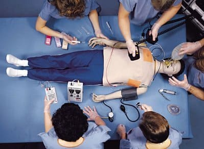Acls Advanced Cardiovascular Life Support Emtpky